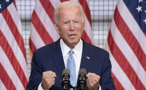 Ong Biden cao buoc TT Trump ap dat quyen luc de chon tham phan moi hinh anh