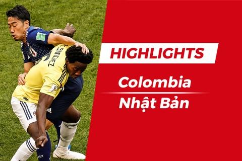 Highlights Colombia 1-2 Nhat Ban: Dia chan tai Mordovia hinh anh