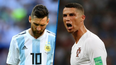Messi, Ronaldo ve nuoc va nhung dien bien hap dan o vong 1/8 World Cup hinh anh