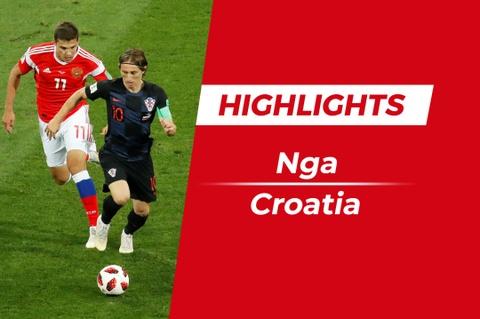 Highlights Nga 2-2 Croatia (pen, 3-4): Ruot duoi ty so hap dan hinh anh