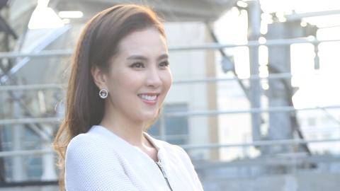 'Xinh dep la loi the trong cong viec o VTV' hinh anh