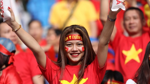 CDV ky vong Cong Phuong ghi ban, Viet Nam khong so bat cu doi thu nao hinh anh