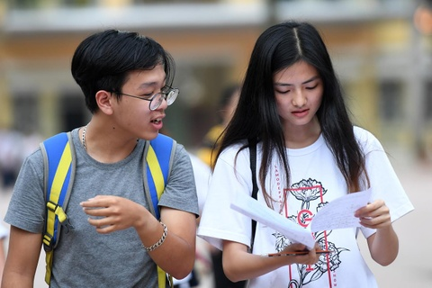 Dai hoc Su pham Ha Noi 2 cong bo diem trung tuyen 2017 hinh anh