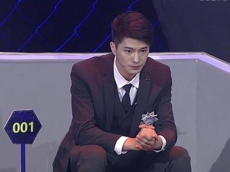 9X Trung Quoc dep trai suyt lap ky luc khi thi chuong trinh tri tue hinh anh