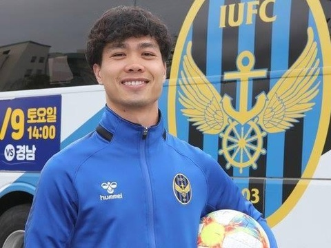 Dân mạng hào hứng với video ghi bàn của Công Phượng cho Incheon United
