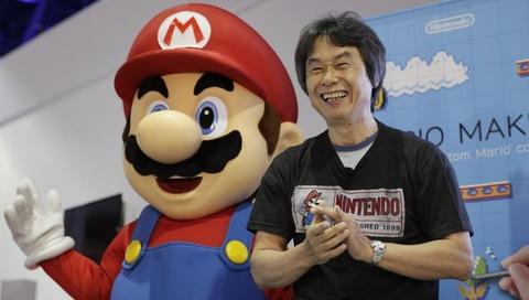 Cha de Super Mario che nganh game hien dai tham tien hinh anh