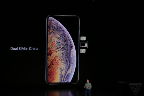 Day la iPhone XS, iPhone XS Max va iPhone XR hinh anh 4