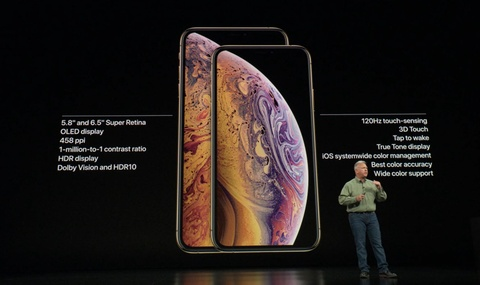 Day la iPhone XS, iPhone XS Max va iPhone XR hinh anh 2