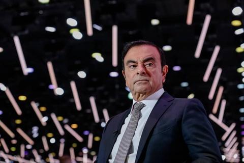 Chủ tịch Nissan Motor sắp bị bắt vì gian lận tài chính