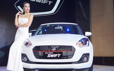 Swift 2018 nhap khau Thai Lan co the cuu Suzuki o VN? hinh anh