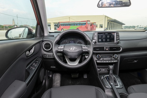 Nen mua Ford EcoSport hay Hyundai Kona? hinh anh 8
