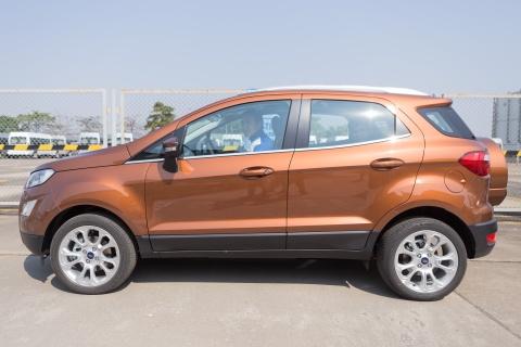 Nen mua Ford EcoSport hay Hyundai Kona? hinh anh 3