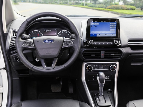 Nen mua Ford EcoSport hay Hyundai Kona? hinh anh 7