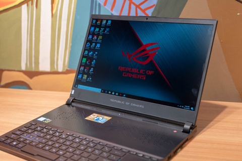 Danh gia ROG Zephyrus S - laptop gaming mong nhat the gioi hinh anh 7