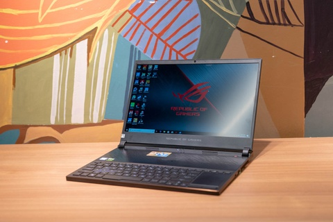Danh gia ROG Zephyrus S - laptop gaming mong nhat the gioi hinh anh 3