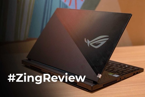Danh gia ROG Zephyrus S - laptop gaming mong nhat the gioi hinh anh