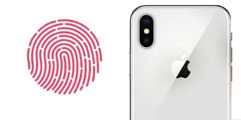 Cảm biến vân tay có thể trở lại trên iPhone 2019