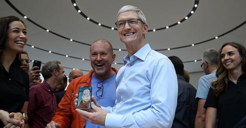 Chung ta sap duoc chung kien mot Apple than thien hon hinh anh