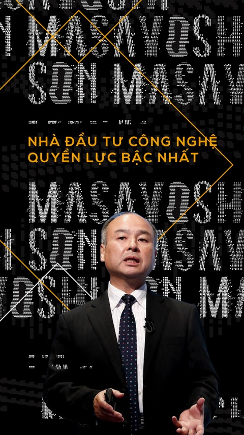Masayoshi Son - ong trum dang sau nhung de che cong nghe hinh anh 1