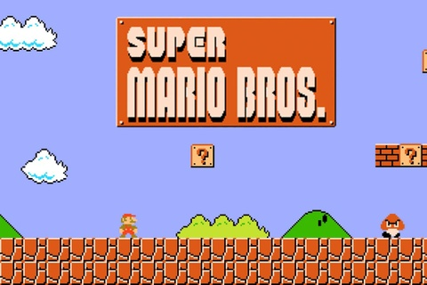 Bang choi game Mario doi dau duoc ban voi gia 2,3 ty hinh anh