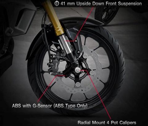 'Hang nong' Honda CB150R 2019 chot gia 105 trieu dong o VN hinh anh 6