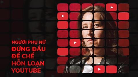Nguoi phu nu dung dau de che hon loan YouTube hinh anh 2