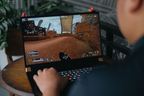 Chi tiet MSI GS75 Steath - co may gaming 'di dong' 17 inch hinh anh 12