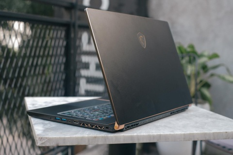 Chi tiet MSI GS75 Steath - co may gaming 'di dong' 17 inch hinh anh 2
