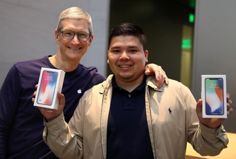 Phep mau da het, Apple Store thanh cai cho nhon nhao hinh anh 1