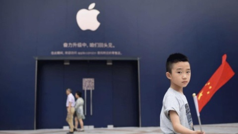 My 'danh don' Huawei, va lay sang Apple hinh anh 2