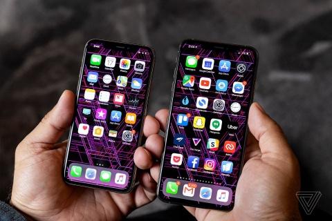 Apple va Samsung la ly do nguoi dung it nang cap smartphone hinh anh 2