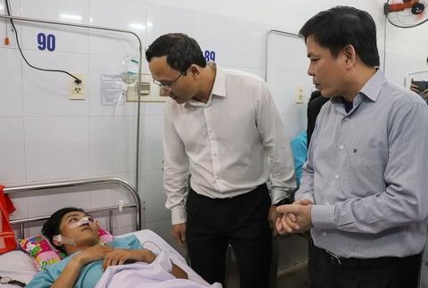Bo truong Nguyen Van The: Can xoa ngay diem den tai nan o deo Hai Van hinh anh