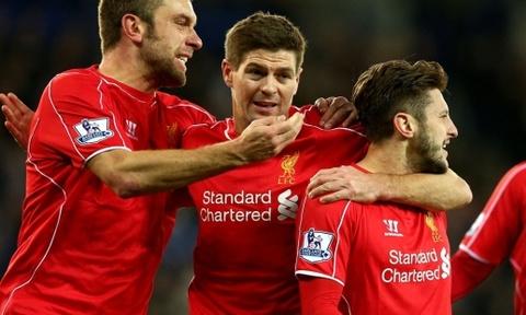 Nhung thong ke thu vi ve tran Man Utd - Liverpool hinh anh
