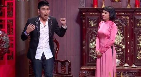 Cat Phuong nhac chuyen tinh lech tuoi voi Kieu Minh Tuan tai On gioi hinh anh