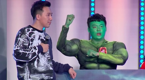 Dan sao Marvels 'dom' da dao Tran Thanh tai Nguoi bi an hinh anh