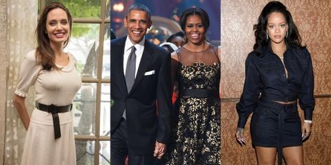 Vo chong Obama, Spice Girls vang mat tai dam cuoi Hoang gia Anh hinh anh