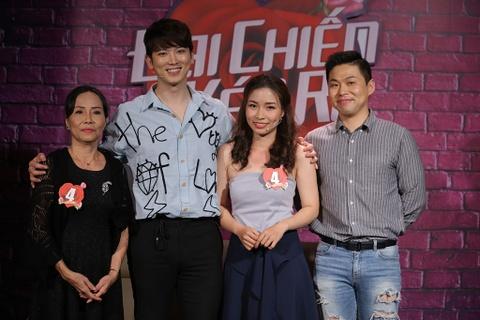 Soai ca 'Dai chien ken re': Nguoi di 2 show tim ban gai, ke co scandal hinh anh 7