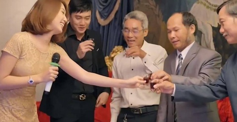 'Gao nep gao te' tap 43: Kiet cham ba bi benh, Han tiec tung thau dem hinh anh