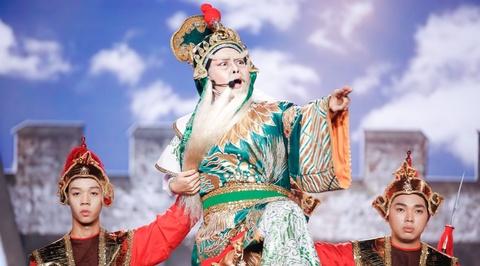 Lan thu 3 Do Phu Qui nhan 20 trieu khi hoa than thanh NSND Thanh Tong hinh anh