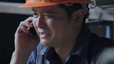 'Gao nep gao te': Me chong Huong bay ke de Cong tro ve nha hinh anh