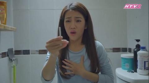 'Gao nep gao te' tap 62: Trinh mang thai voi chu Quang sau dem say xin hinh anh