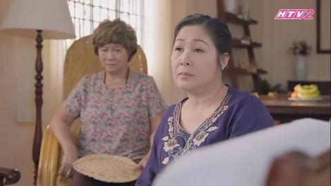 'Gao nep gao te' tap 63: Ba Mai gia benh de bat me chong phuc vu hinh anh
