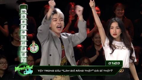 Hoa Minzy nao loan, gianh 20 trieu dong tai 'Nhanh nhu chop' hinh anh