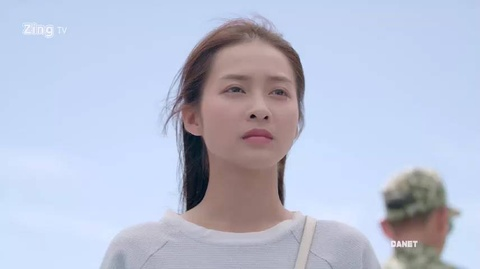 Kha Ngan thieu cam xuc khi dien lai canh kinh dien cua Song Hye Kyo hinh anh