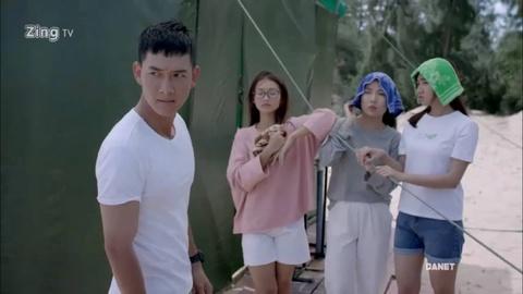 'Hau due mat troi': Song Luan ghen vi Kha Ngan mai nhin trai 6 mui hinh anh