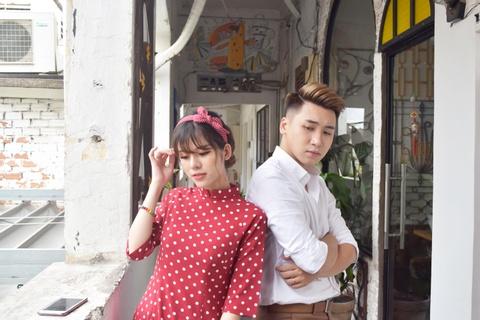 Vlogger Huy Cung: 'Chua tung yeu co gai nao tuyet voi nhu vo' hinh anh 4