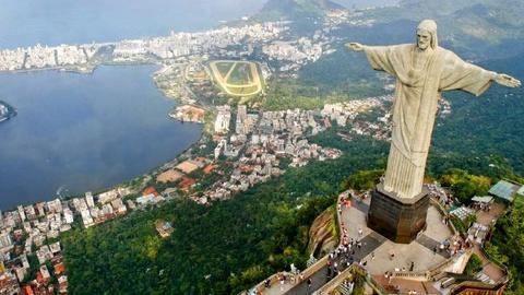 Hau Olympic Rio 2016, tuong Chua Cuu the thanh ky quan nguy hiem hinh anh