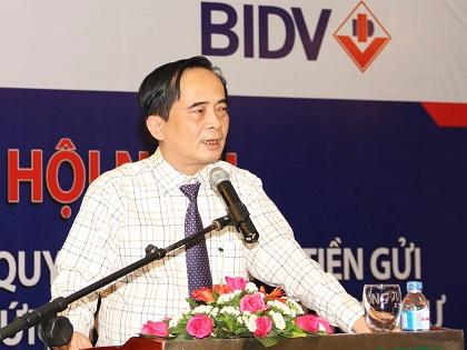 Pho TGD BIDV lan dau xuat hien tai phien xu Pham Cong Danh - Tram Be hinh anh