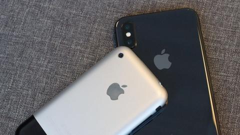 Tu 2G den X: Camera tren iPhone tien xa nhu the nao? hinh anh