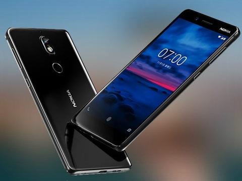 Nokia 7 Plus se la smartphone dau tien cua Nokia co man hinh 18:9 hinh anh